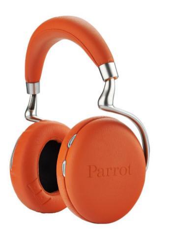 Casque Parrot Zik 2.0 Orange