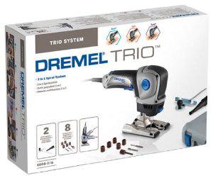 Outil Multifonction Dremel Trio