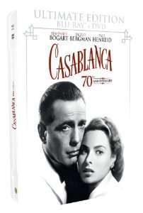Casablanca Ultimate Edition Blu Ray + DVD
