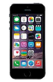 "Smartphone 4"" iPhone 5S - 16 Go, Argent"
