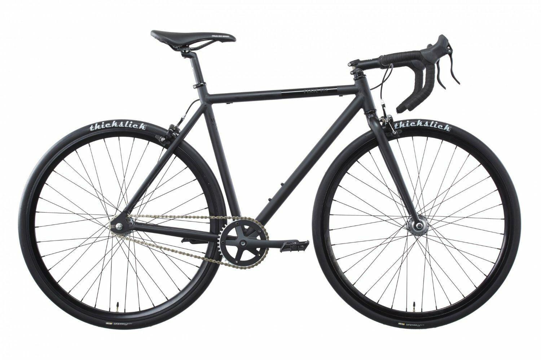 Vélo Pignon Fixe Fixie Inc. Floater Twospeed Race - Noir