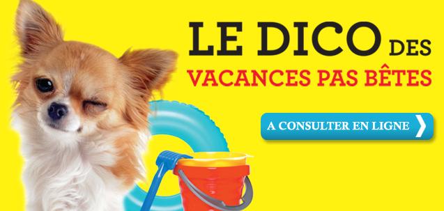"""Kit """"Vacances pas Bêtes"""" gratuit"""