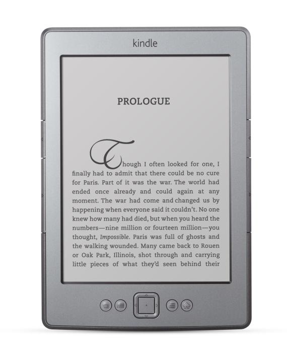"Kindle E-Reader Wi-fi 6"" Reconditionné"