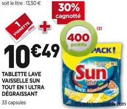 Sun Tout en 1 (160% remboursés)