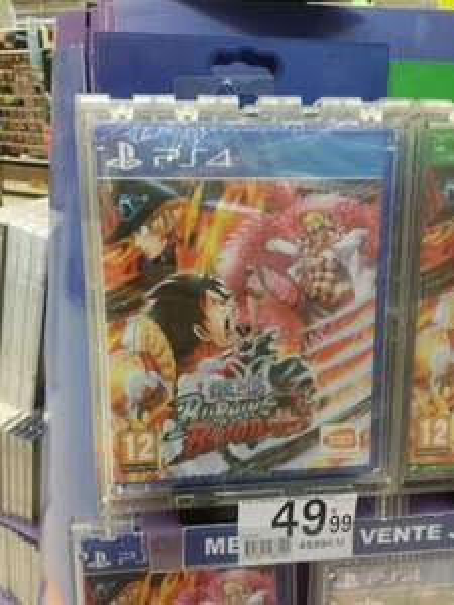 One Piece Burning Blood sur PS4 et Xbox One