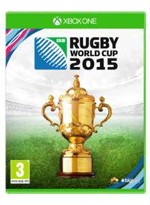 Jeu Rugby World Cup 2015 sur Xbox One