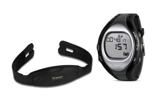 Pour les sportifs ou autres : Cardiofréquencemètre Oregon Scientific SE-302