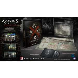 Assassin's Creed Syndicate - Edition The Rooks sur PS4, Xbox One et PC  (+ 8.70€ en bon d'achat)