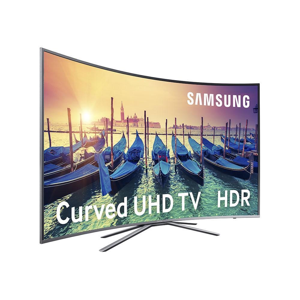 "TV 49"" Samsung UE49KU6500 (Gamme 2016) - 4K PQI 1600 (via ODR) + Jusqu'à 365.7€ en SuperPoints"