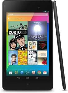 "Tablette 7"" Google Nexus 7 - Dalle IPS, RAM 2 Go, SSD 16 Go"