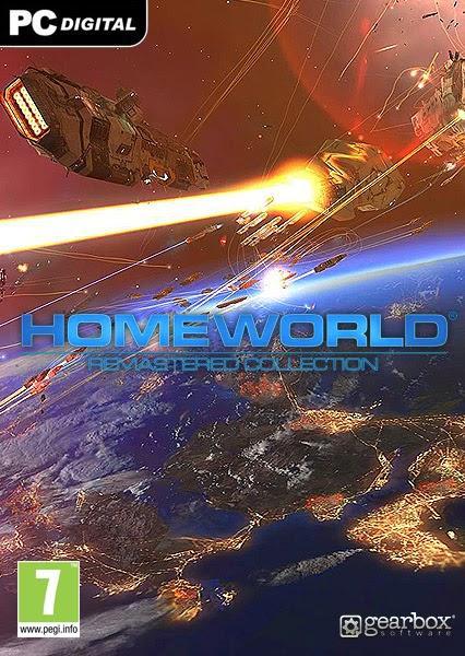 Homeworld Remastered Collection sur PC (dématérialisé)