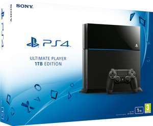 Console Sony Playstation 4 - 1 To, noire, châssis C