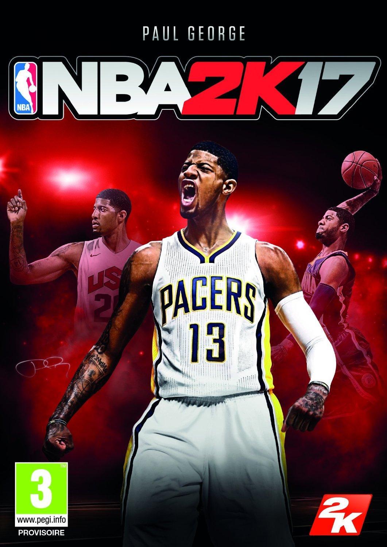 [Précommande] NBA 2K17 Standard Edition sur PS3 à 33.61€ et sur PC