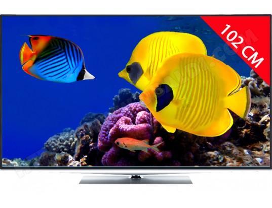 "TV 40"" Haier LEU40V300S (UHD, Smart TV, 4 ports HDMI, 2 ports USB)"