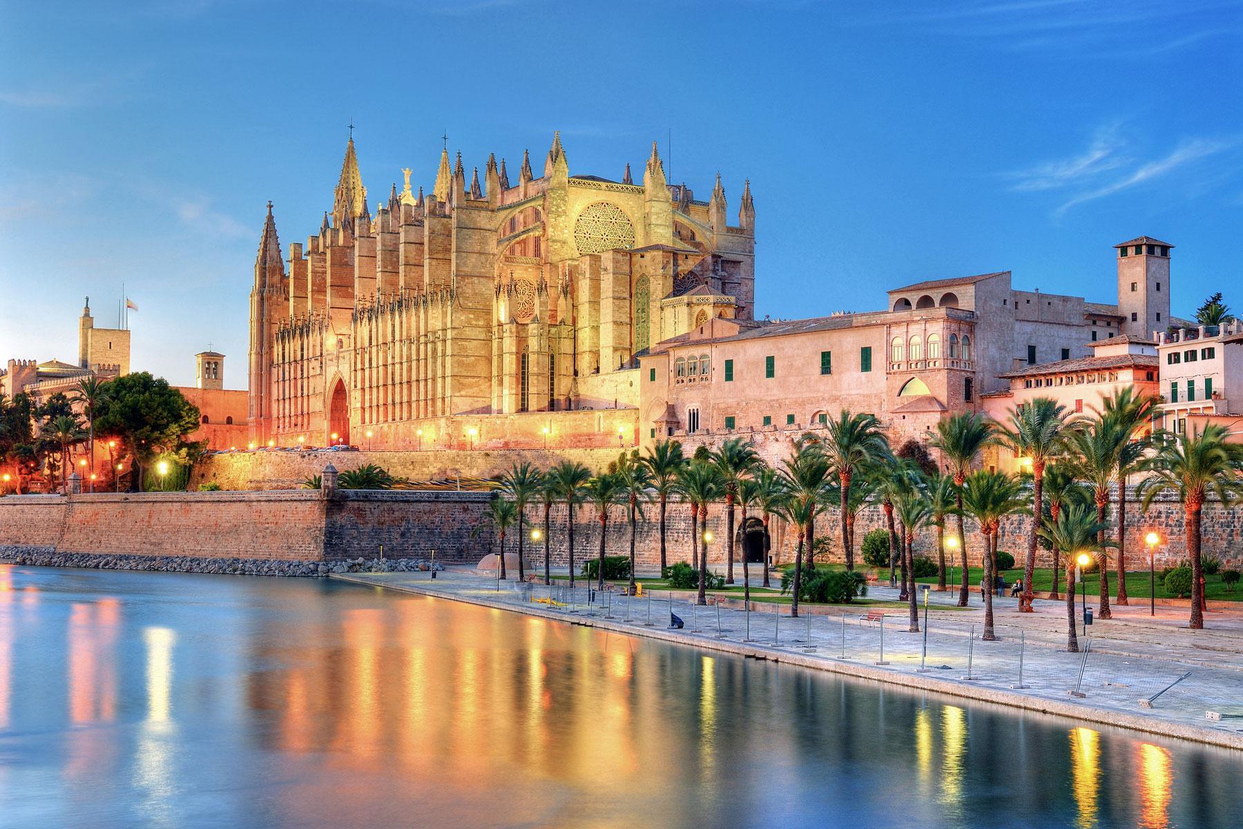 Vols A/R Marseille <-> Palma de Majorque du 28/06 au 04/07