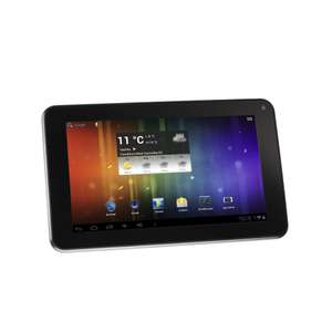"""Intenso TAB 714 Tablette Tactile 7"""", 512 Mo DDR3 RAM, 1 GHz, 4 Go Memoire interne, Android 4.0, Noir"""