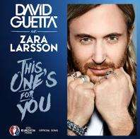 Musique David Guetta - This One's For You (UEFA EURO 2016) gratuite