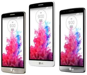 "Smartphone 5"" LG G3S - 4G, HD IPS - Reconditionné"
