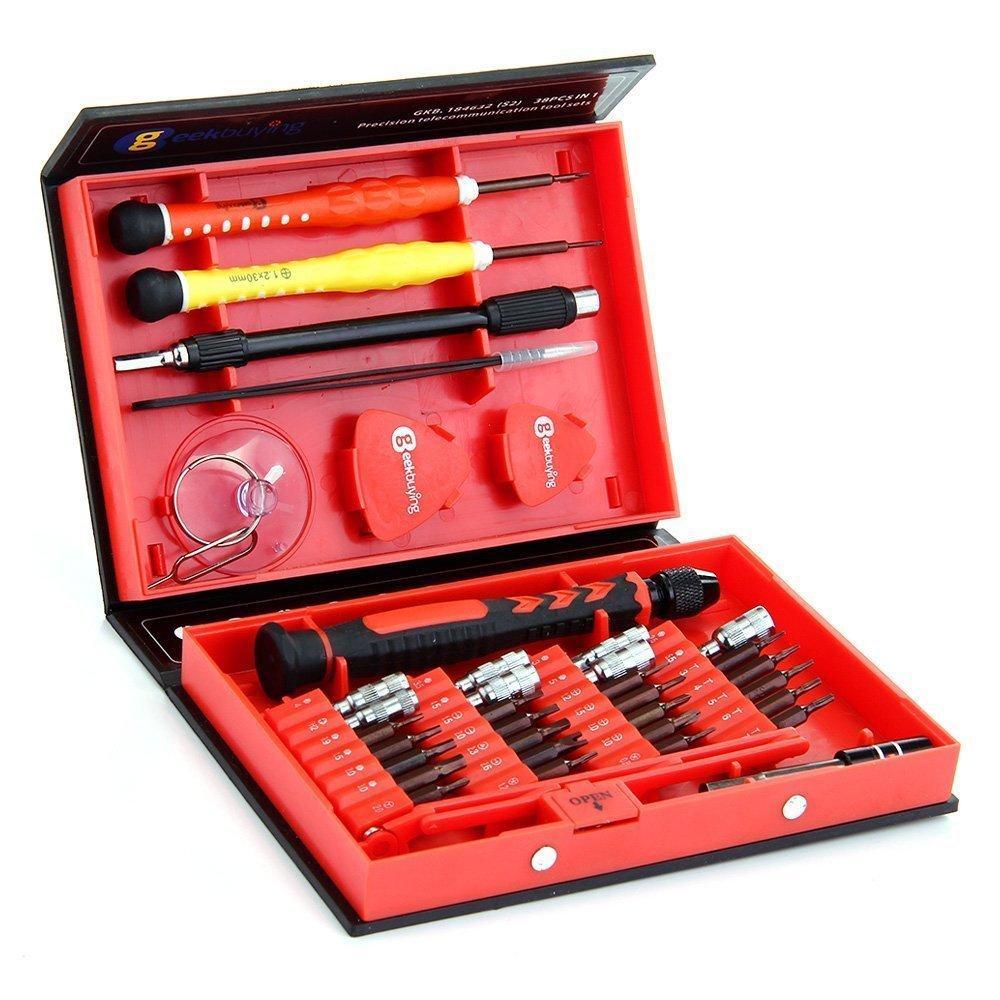 kit de réparation  avec 38 outils