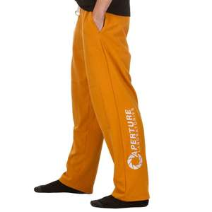 Sélection d'articles en promotion - Ex : Pantalon Lounge Portal Orange (L, XL, XXL)