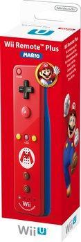 Manette Nintendo Wii U Plus - Mario (rouge)