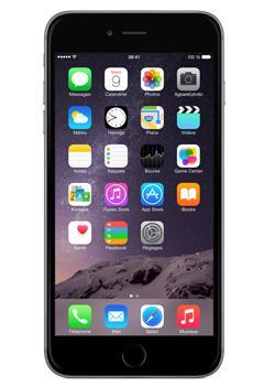 """[Abonnés Free] Smartphone 5.5"""" iPhone 6 Plus - 16Go, 4G, 1080P"""