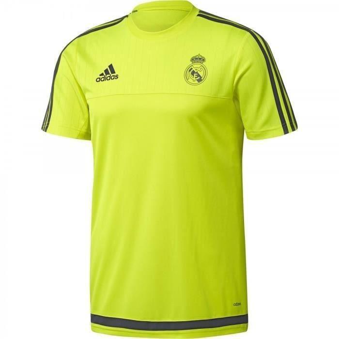 Maillot de Football Adidas pour Homme - Real Madrid Entraînement