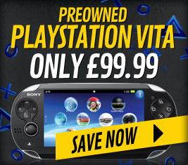 Console Sony PS Vita Wi-Fi - D'occasion
