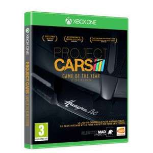 Project Cars - GOTY Edition sur PC / PS4 / Xbox One