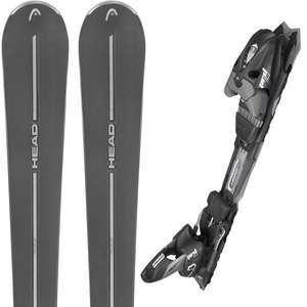 Pack skis Head Premium + fixations Tyrolia PRD 14