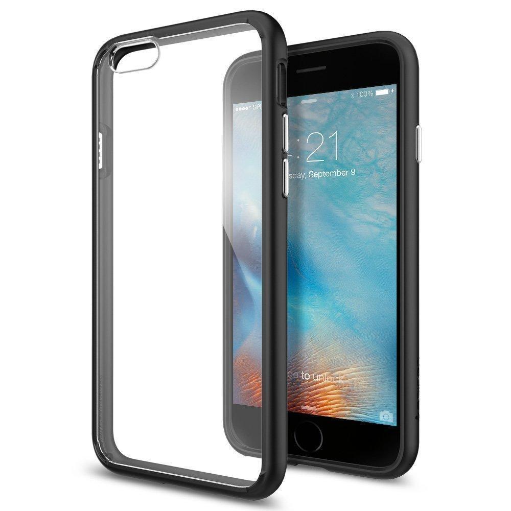 50% de réduction sur une sélection de coques Spigen - Ex : coque Ultra Hybrid + bumper (TPU) pour Apple iPhone 6/6s