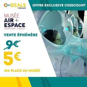 Place au musée de l'air Paris le Bourget