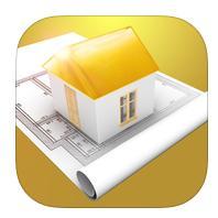 Application Home Design 3D sur iOS