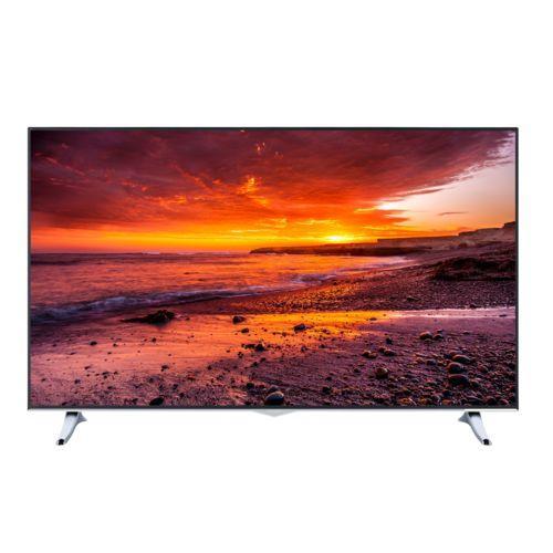 """Sélection de TV en promotion - Ex : TV 55"""" Telefunken TLFU 55246 - LED, 4K + 100€ offerts en bon d'achat"""