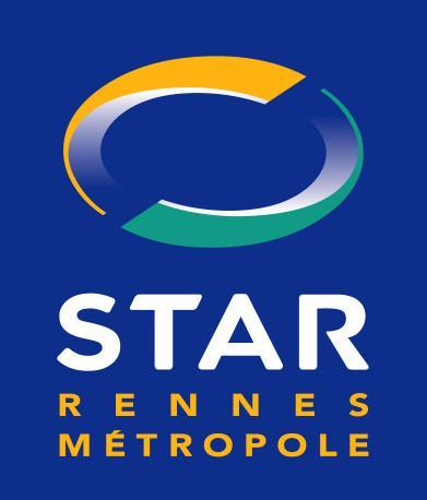 Bus et métro du réseau STAR Rennes gratuit