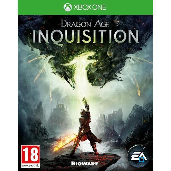Dragon Age Inquisition sur Xbox One / Ps4