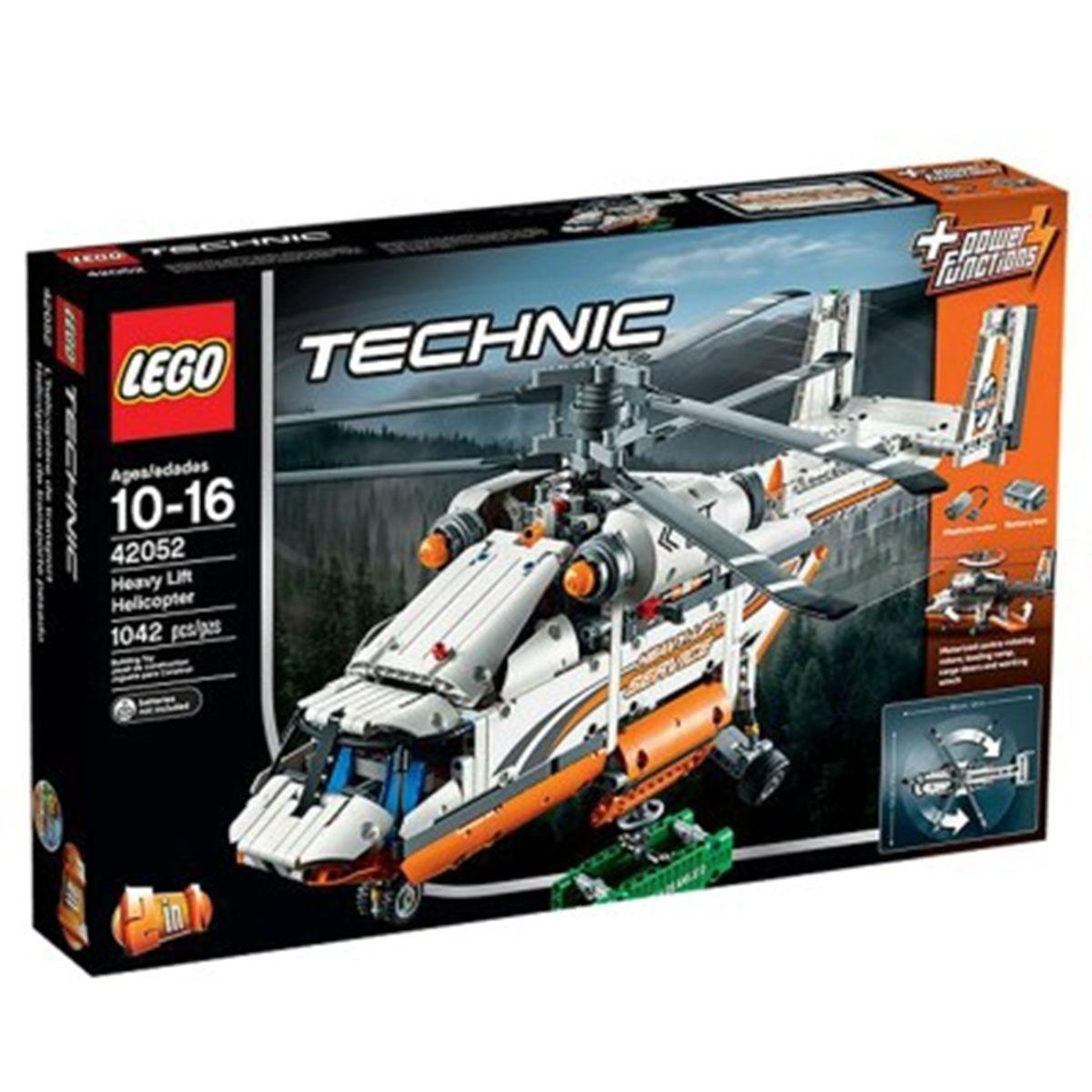 Hélicoptère de Transport Lego Technic 42052