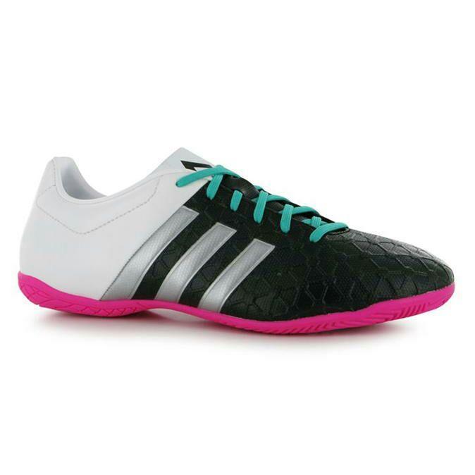 70% de réduction immédiate sur les Chaussures de football - Ex: Entraînement Adidas Ace 15.4 IC pour Enfants