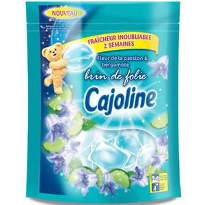 2x Assouplissant en capsules Cajoline 384g (optimisation)