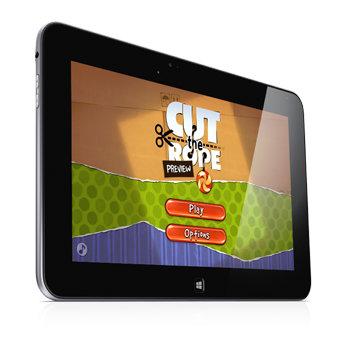 "Tablette tactile Dell XPS 10"" - 32Go Microsoft Windows 8 RT"