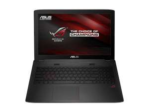 "PC Portable Gamer 15.6"" Asus ROG G552VW-DM268T - Full HD, i5-6300HQ 2.3 Ghz, RAM 8 Go, HDD 1 To + SSD 128 Go, GTX 960M, Windows 10"