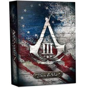 Assassin's Creed 3 Edition Collector Join Or Die sur PS3
