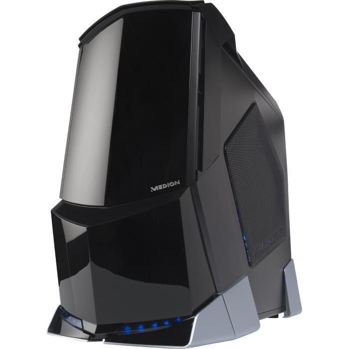 PC Gamer Medion Erazer X5361 - i5-6400 2.7 Ghz, GTX 970, 8 Go RAM, 1 To (avec ODR 250€)