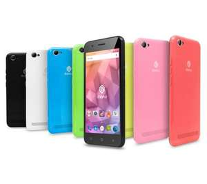 "Smartphone 5"" Danew Konnect 510 Colors 16 Go + 7 coques"