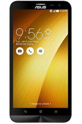 """Smartphone 6"""" Asus ZenFone 2 ZE601KL - 32Go, Snapdragon 615 Octo-Core, Or"""