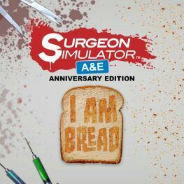 Surgeon Simulator A&E + I Am Bread (Dématérialisés)