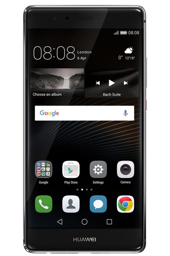"Smartphone 5.5"" Huawei P9 Plus - 64 Go + Carte microSDXC Sandisk 64 Go"