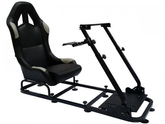 Siège simulateur automobile pour PC