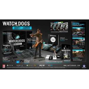 Watch Dogs sur PC - Dedsec edition