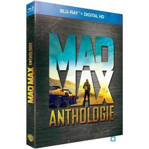 Coffret Blu-ray : Mad Max - L'Anthologie